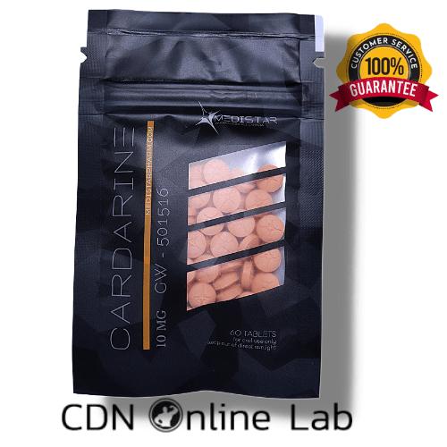 Medistar Cardarine GW-501516 Cdnonlinelab Sarms Steroids canada online